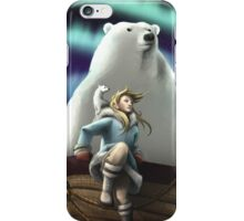 Lyra of the Golden Compass iPhone Case/Skin
