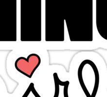 SHINee Girl v.2 Sticker