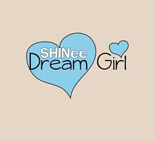 SHINee's Dream Girl Womens Fitted T-Shirt