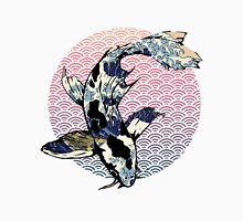 The Great Wave off Koi Unisex T-Shirt