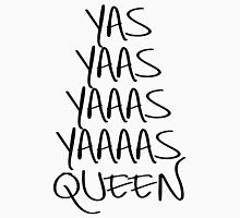 Yaas Queen Womens Fitted T-Shirt