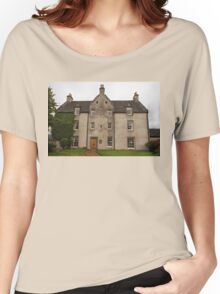 MacAllan Distillery - Easter Elchies House Women's Relaxed Fit T-Shirt