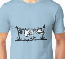 Clothes On The Line Unisex T-Shirt