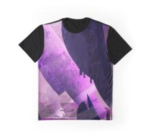 Purple Afternoon Graphic T-Shirt