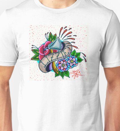 Lizzie Borden Unisex T-Shirt