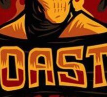 Mortal Kombat Scorpion - Toasty Sticker