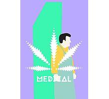 Medical Cannabis  Photographic Print