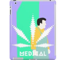 Medical Cannabis  iPad Case/Skin