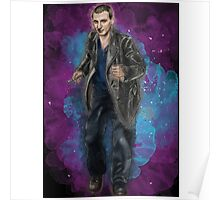 Christopher Eccleston as Doctor Who Poster
