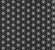 Flower of Life pattern Sticker