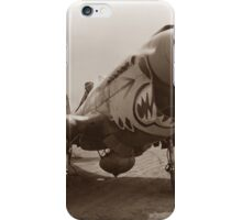 P-40 Warhawk - World War 2 iPhone Case/Skin