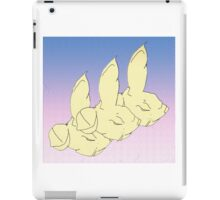 Raging Bunny iPad Case/Skin