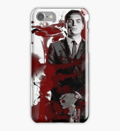Richie Gecko (blood) iPhone Case/Skin