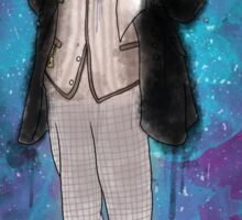 William Hartnell as Doctor Who Sticker