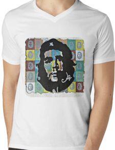 Everywhere a Che, Che  Mens V-Neck T-Shirt