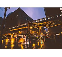 Downtown Chicago Photographic Print