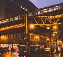 Downtown Chicago Sticker