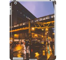 Downtown Chicago iPad Case/Skin