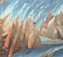 Au Pays des Icebergs by michel bazinet