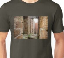 New Slains Castle Inside View (Cruden Bay, Aberdeenshire, Scotland) Unisex T-Shirt