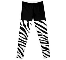 Zebra Fashion Leggings