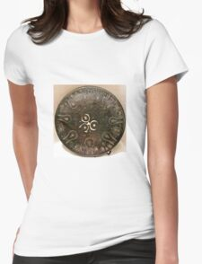 Triscus Domiscus Womens Fitted T-Shirt