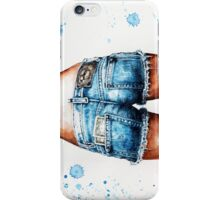 Shorts iPhone Case/Skin