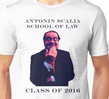 Antonin Scalia School of Law Unisex T-Shirt