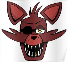 Five Nights at Freddy's - Foxy Poster