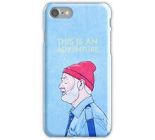 This Is An Adventure. iPhone Case/Skin