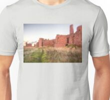 New Slains Castle Up Close (Cruden Bay, Aberdeenshire, Scotland) Unisex T-Shirt