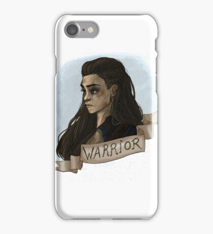 Octavia - Warrior iPhone Case/Skin