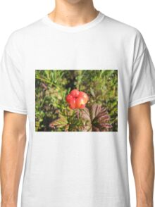 a lonely cloudberries in the mire Classic T-Shirt