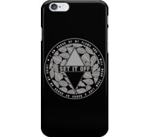 Set It Off : Duality iPhone Case/Skin