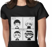 Tokyo Ghoul: The Hair-volution Womens Fitted T-Shirt