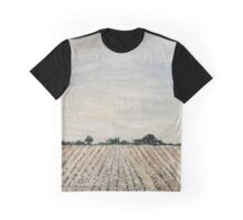 Cloudy Delta Graphic T-Shirt