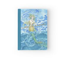 Umi Mermaid of the Ocean Hardcover Journal