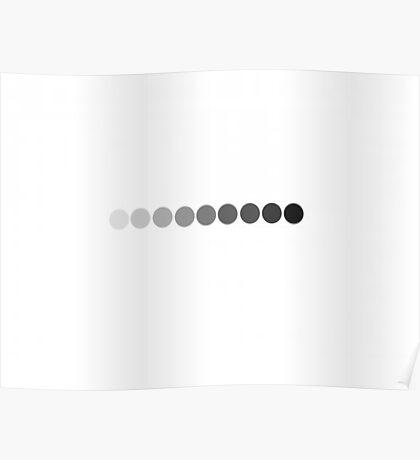 Simplistic designs Poster