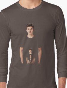 A Familiar Face Long Sleeve T-Shirt