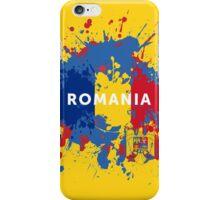 Romania iPhone Case/Skin