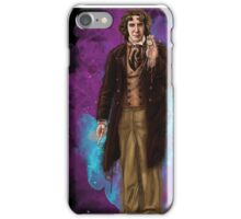 Paul McGann as Doctor Who iPhone Case/Skin