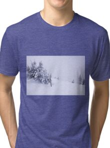 In snow Tri-blend T-Shirt
