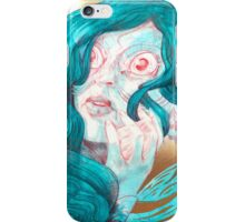 They Came From the Sky iPhone Case/Skin