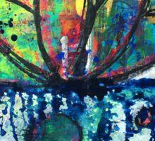 Float on Joy: Inner Power Painting Sticker