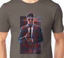 THE MAN WİTHOUT FEAR Unisex T-Shirt