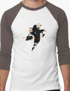 Death By Elbow Men's Baseball ¾ T-Shirt