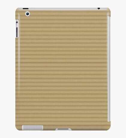 Amber knit iPad Case/Skin