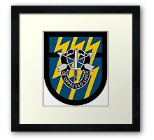 12th Special Forces Framed Print