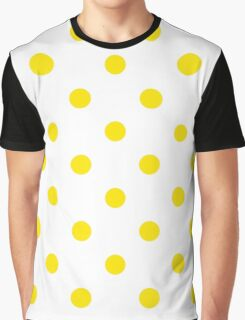 Simple yellow dots Graphic T-Shirt