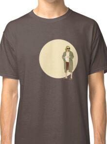 The Dude The big Lebowski Circle Classic T-Shirt